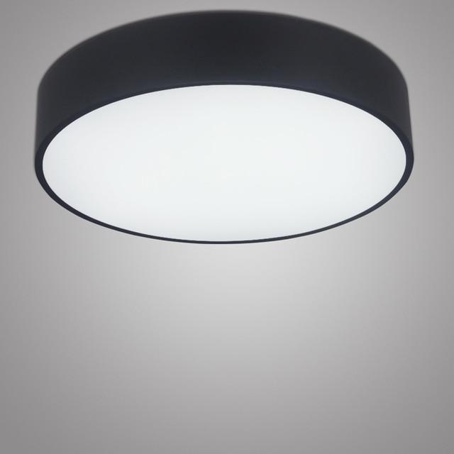 Moderne Minimalismus Led Deckenleuchte Runde Licht Deckenleuchte