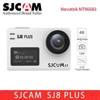 Оригинальный SJCAM SJ8 плюс 2,33 Сенсорный экран 4 К 30fps Wi Fi действие Камера go pro водонепроницаемая Спортивная DV Yi 4k cam pk sj8 pro экен h9r