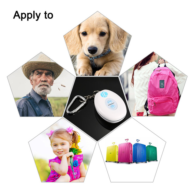 Waterproof Mini GPS Dog Collar Tracker Locator for Kids Children Pets Cats Animal Vehicle  Smart Location Free APP for Kids