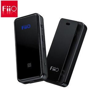 Image 1 - FIIO receptor de Audio BTR3 Bluetooth 4,2 aptXLL, inalámbrico, adaptador Aux Bluetooth para altavoz y auriculares, 3,5mm