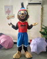 Ohlees Actual Real Picture Character Cartoon Animal Monkey Mascot Costume Party Christmas Halloween Customize