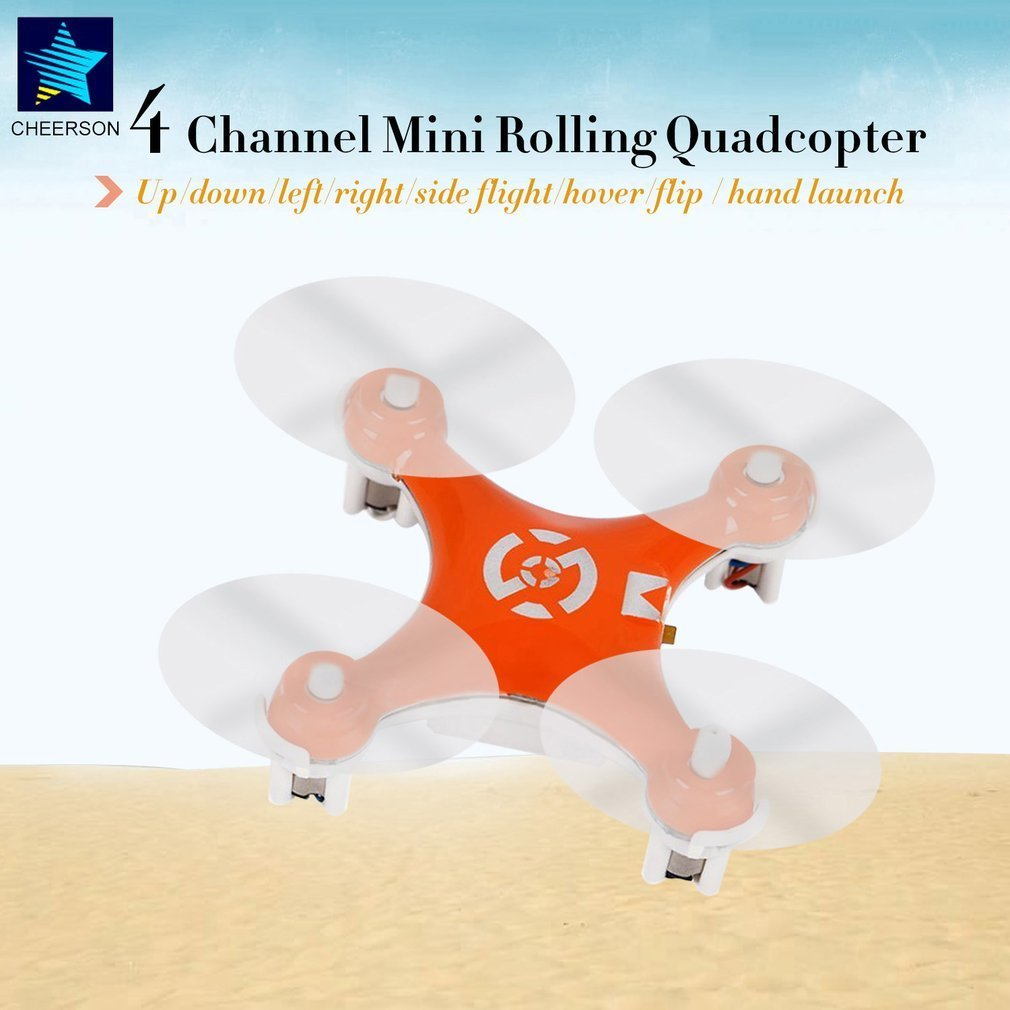 RC helicopters Radio Control Aircraft Headless Mode Drone Quadcopter Mini for Cheerson CX-10 2.4G 4CH 6Axis Remote Control Toys