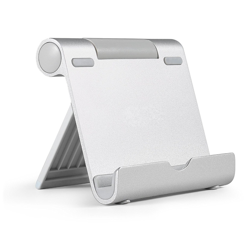 Multi-Angle Aluminum Stand for Tablets, e-readers and Smartphones, Compatible with iPhone, iPad, Samsung Galaxy / Tab, Google Ne expanding stand and grip for smartphones and tablets chakra