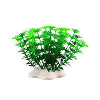 6 개 시뮬레이션 인공 식물 수족