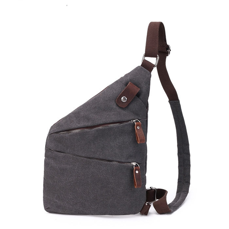 New Arrival Summer High Capacity Chest Bag For Men & Female Canvas Sling Bag Casual Crossbody Bag For Short Trip H037 стул coleman summer sling 205147