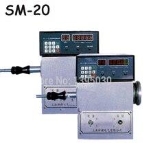 1 шт. SM-20 CNC электронный обмоточный станок 220 в электронный намоточный механизм электронный намоточный станок диаметр намотки 1,25 мм