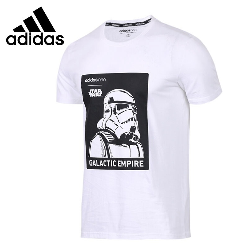 Original New Arrival  Adidas NEO Label SW TEE 6 Men's T-shirts short sleeve Sportswear