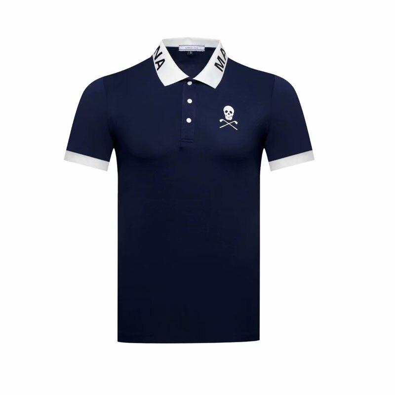 Chemise de Golf Cooyute dernière chemise de sport de Golf printemps été manches courtes T-Shirt de Golf court anti-boulochage livraison gratuite