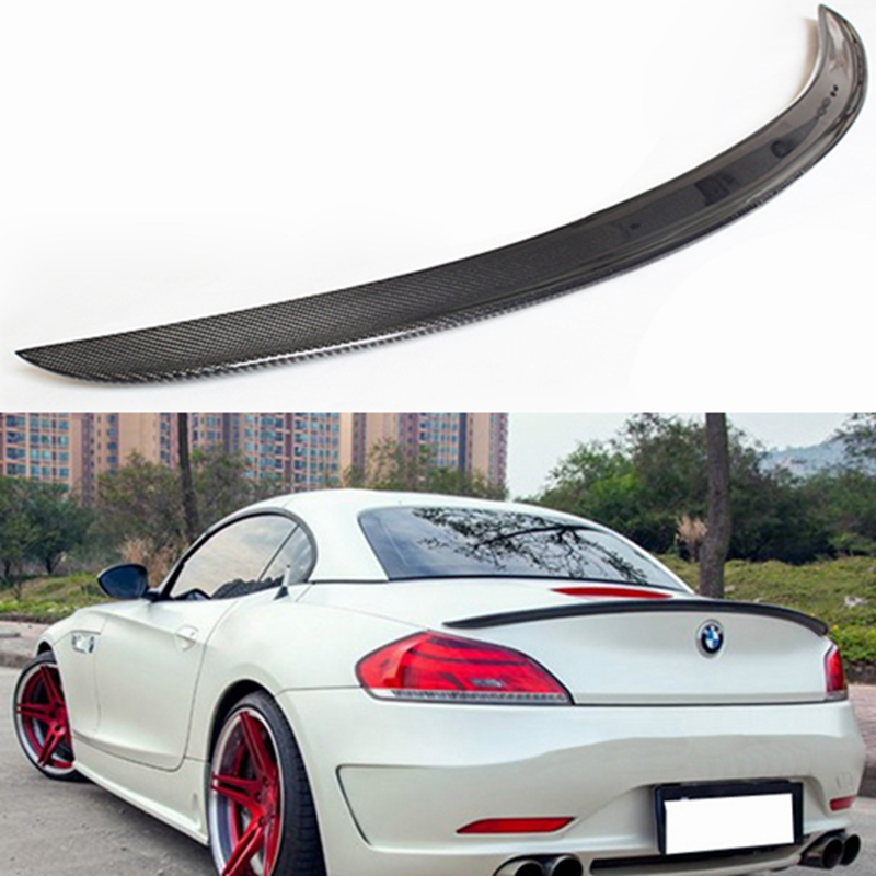 Z4 E89 Coupe Convertible Carbon Fiber 3D Style Car-styling Rear Wing Spoiler for BMW E89 Z4 18i 20i 23i 28i 30i 35i 2009-2014 гарсиа маркес г cien anos de soledad page 2