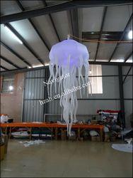 Домашнее украшение освещенные надувные Медузы