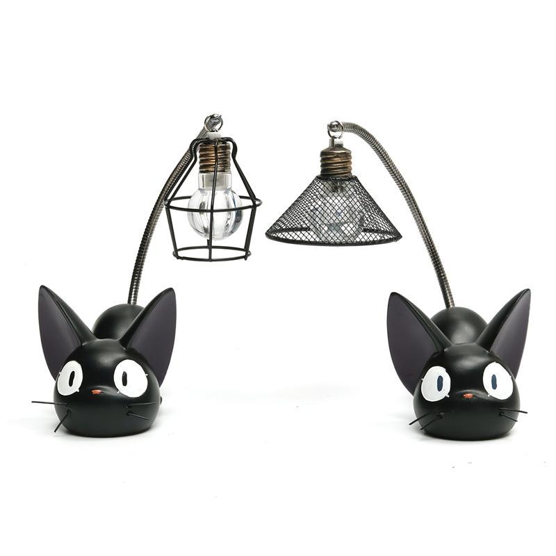 Kiki's Delivery Service - Jiji Cat Led Desk Lamp (2 Styles)