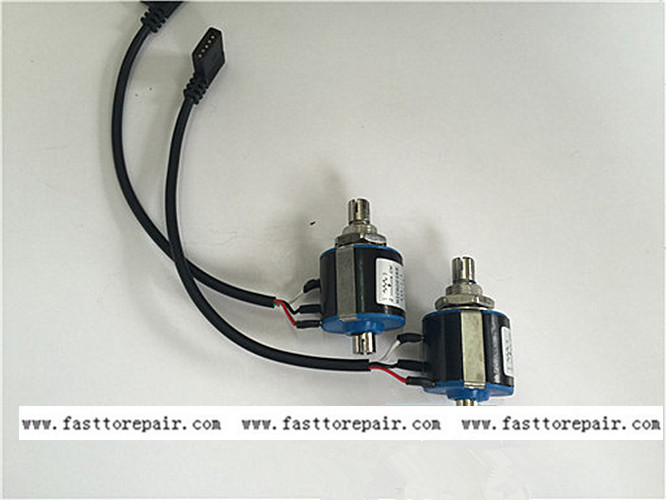 ФОТО 5 s 2K duct potentiometer with cable for Heidelberg printing machine