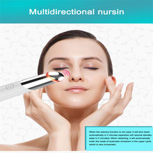 Eye Massage Pen and Eye Bag Removing Instrument for Eye Fatigue Relieving Lip Professioneller Ultraschall-Gesichtshautwäscher#25(China)