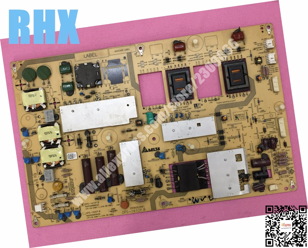 LCD-46FF1A 52FF1A power panel DPS-141CP B RUNTKA688WJQZ is used 46 ksz s100 sl2lv0 1 46 s100 sr4lv0 2 lcd panel pcb parts a pair