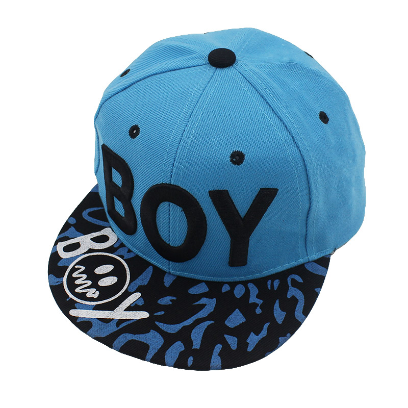 LOVINGSHA Nueva Primavera Verano Bebé Carta 3D BOY cap boy Gorra de - Accesorios para la ropa - foto 4