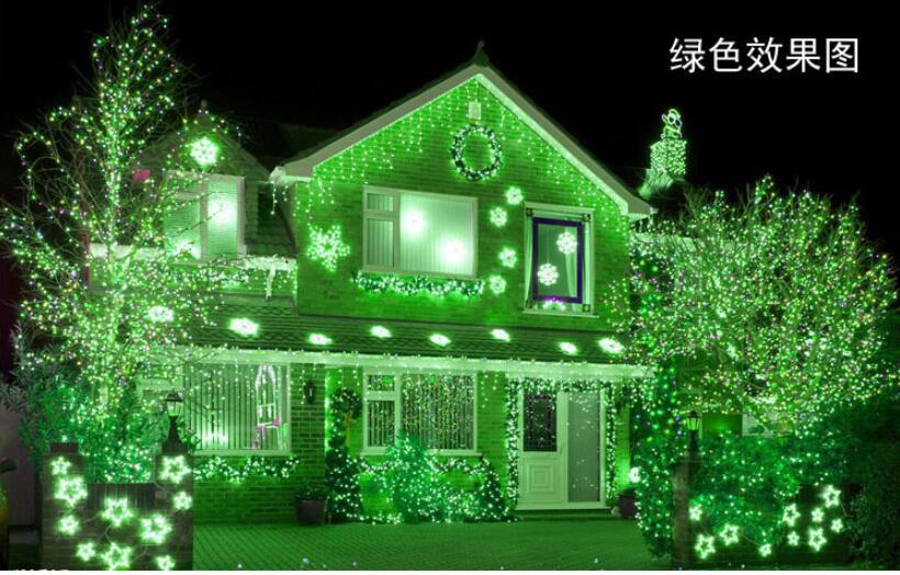 անվճար առաքում լարային լույս 30M 300 LEDs - Տոնական պարագաներ - Լուսանկար 4