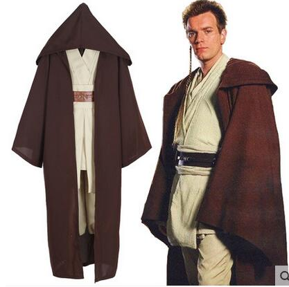 jedi costume Jedi Knight Anakin Skywalker Darth Vader cloak costume-in Boys Costumes from Novelty u0026 Special Use on Aliexpress.com | Alibaba Group  sc 1 st  AliExpress.com & jedi costume Jedi Knight Anakin Skywalker Darth Vader cloak costume ...