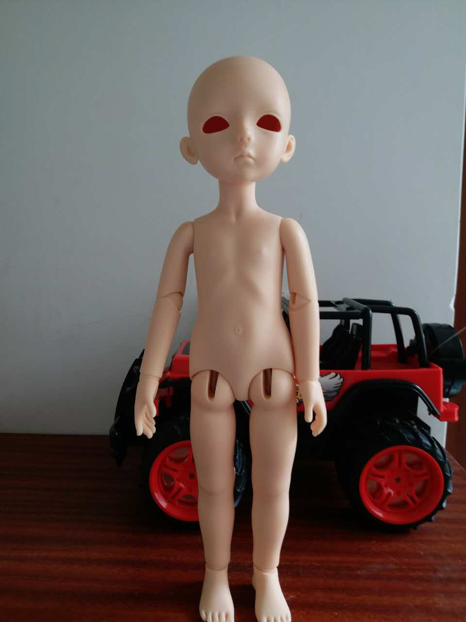 Free shipping 1 6 bjd doll lea with eyes