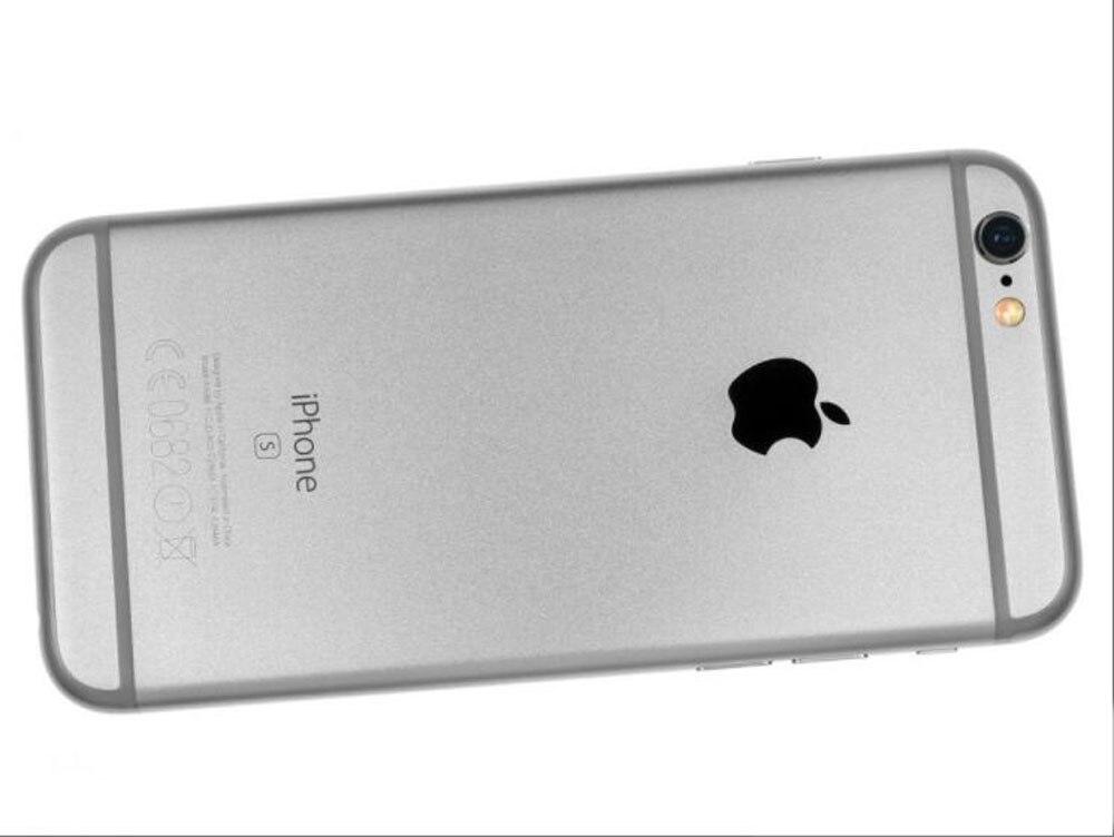 Разблокированный Apple iPhone 6s 2 Гб RAM, 16/32/64/128 Гб встроенной памяти, сотовый телефон, IOS A9 двухъядерный 12MP камера IPS LTE смартфон