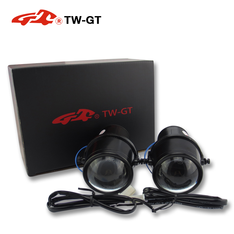купить TW-GT 2.5 hid bi xenon foglamp projector lens spot light H11 OEM Replace for MITSUBISHI ATTRAGE DELICA TRITON L200 OUTLANDER недорого