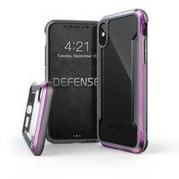 X Doria Defense Shield Case For IPhone X Cover Military Grade Drop Tested Aluminum Protective Case