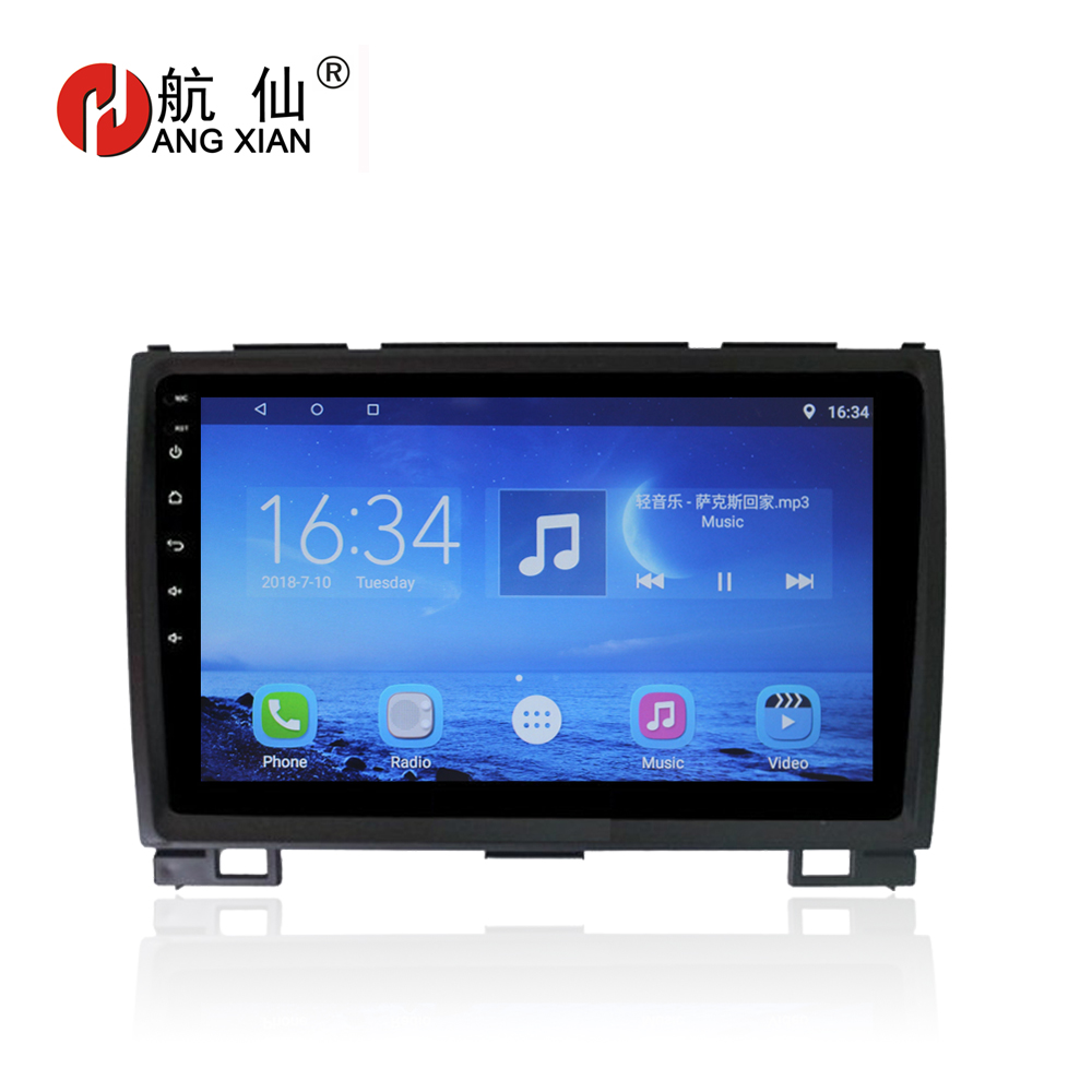 HANGXIAN Android 7.0 Car Dvd For Haval Hover Great Wall H5 H3 2009-2012 Car Radio Gps Naviagtion Car Multimedia Dvd Player