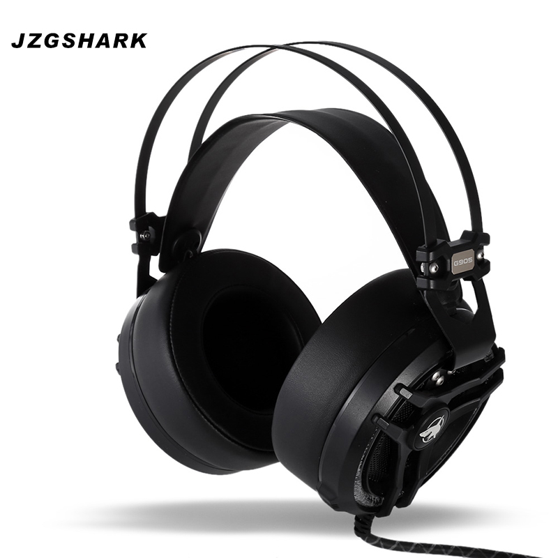 Wired 7.1 Professional High-end Usb Pc Gaming Headset High Quality Noise Cancelling Headband Led Earphone With Microphone Sale fine shadow 1g gtx460 ashes 384sp 256 high end gaming graphics