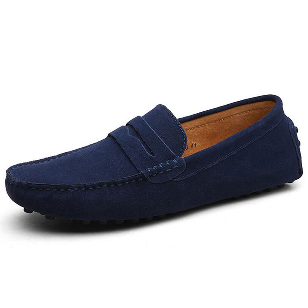 Shop online for Men's Slip-On Loafers, Driving Shoes & Moccasins at lindsayclewisirah.gq Find boat shoes & mules. Free Shipping. Free Returns. All the time.