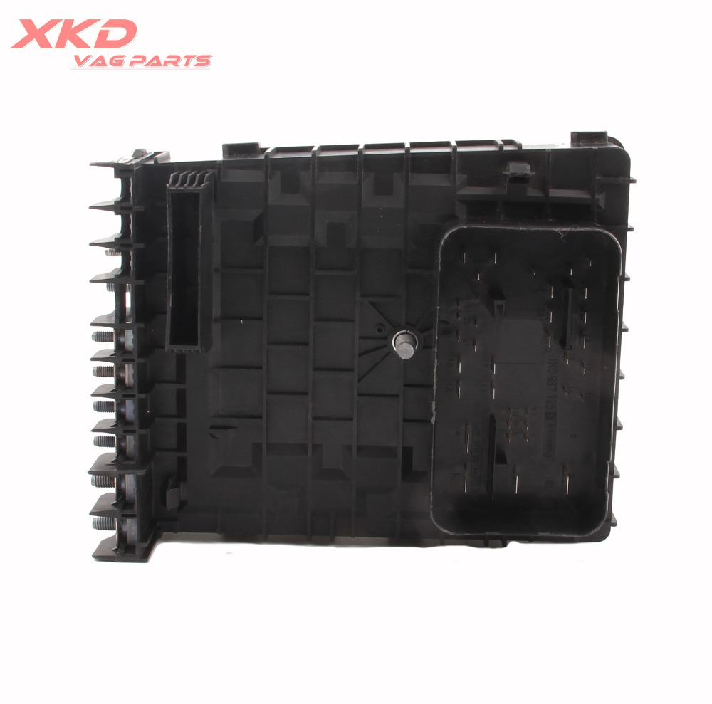 hight resolution of relay fuse box board fit for vw jetta golf mk5 eos rabbit audi a3 seat skoda