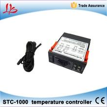 Cheaper 50-99 Degree STC-1000 Digital LCD Thermostat Regulator digital temperature controller for incubator
