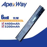 ApexWay 11.1V 6cells Laptop Battery for Asus A31 X401 A32 X401 A41 X401 A42 X401 X301A X301U X401 X401A X401U X501 X501A X501U|Laptop Batteries|Computer & Office -