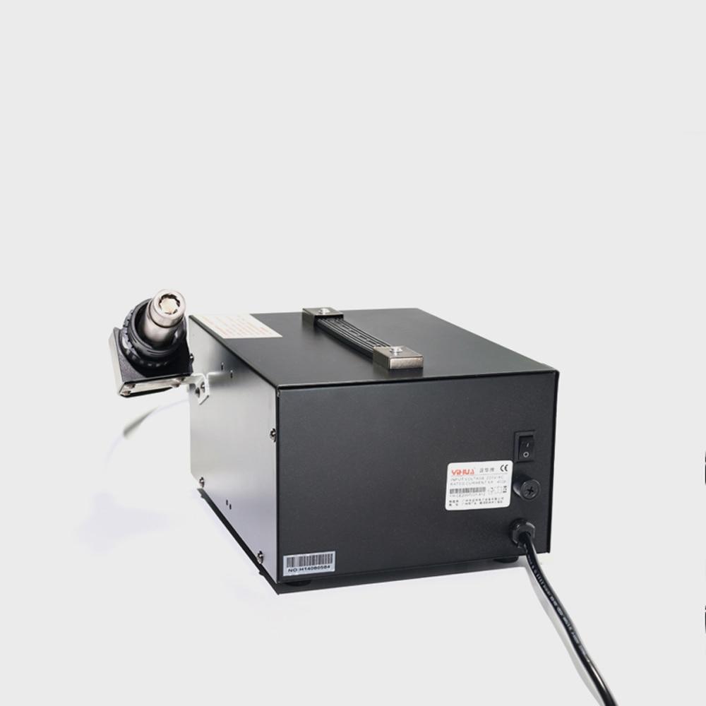 YIHUA 968DA ++ elektrooniline mobiiltelefon 3 IN1 jootmise kuuma õhu - Keevitusseadmed - Foto 4