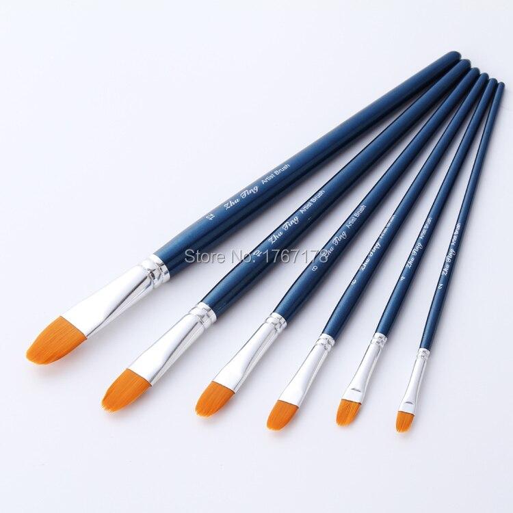 Nylon Brushes For Oil Painting
