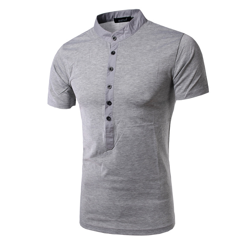 New Slim T Shirt Men Tee Shirt Homme 2016 Summer Fashion