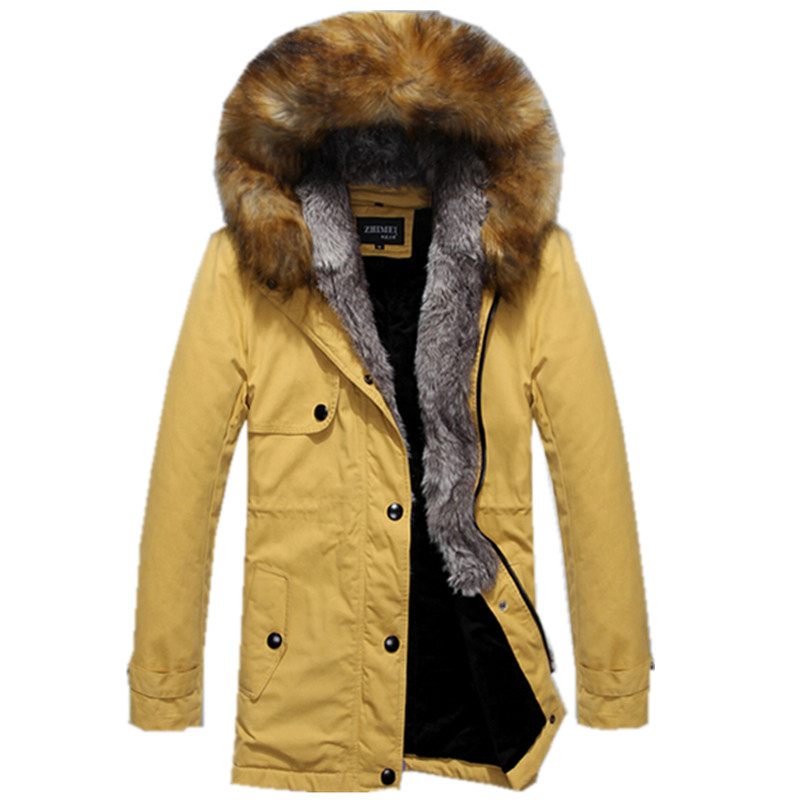 2015 Military Parka Fashion Brand Men's Sports Snow Mens Winter ...