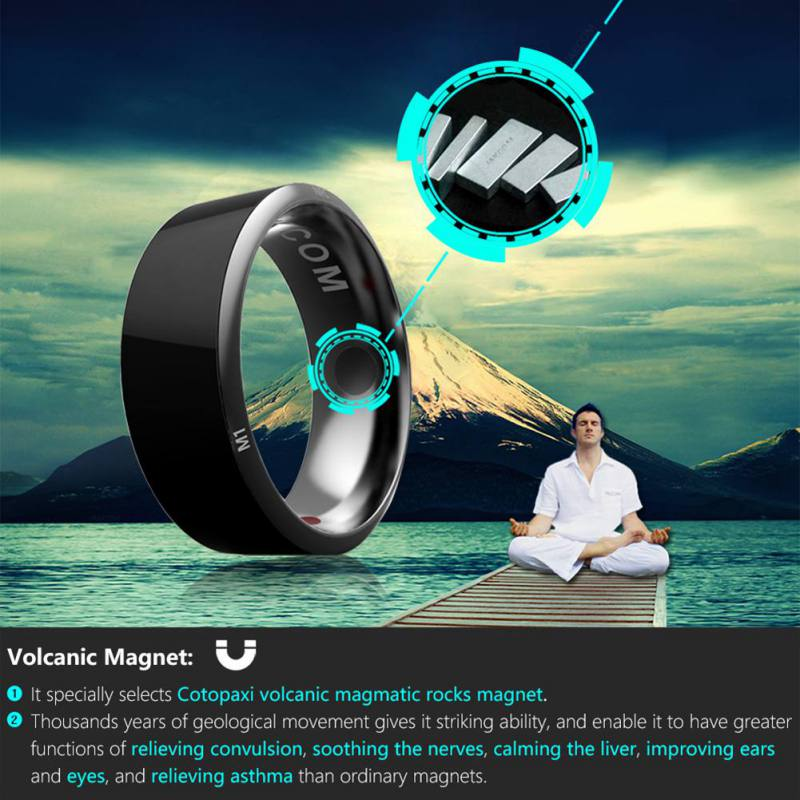R3 R3F MJ02 New Technology Magic NFC Smart Rings 10