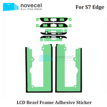 Фотография 10 PCS LCD Bezel Frame Adhesive Sticker Tape for Samsung Galaxy S7 Edge G935/ G935F/ G935A/ G935V/ G935P/ G935T/ G935R4/ G935W8