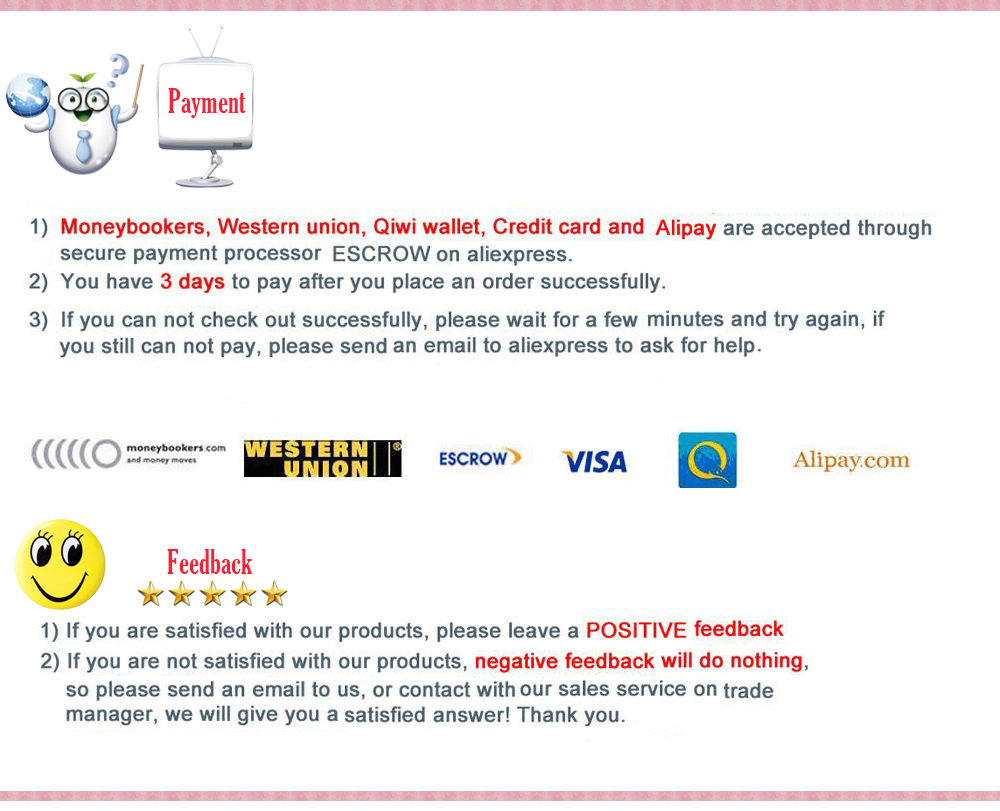Payment-feedback