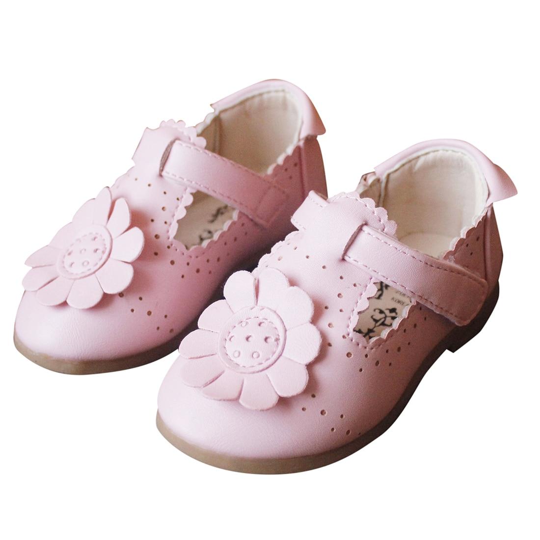 ילדים קיץ האביב אופנה פרח נעליים עבור - נעלי ילדים