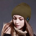 Hot Wireless Headphone Bluetooth Earphone Hat Cap Winter Outdoor Bluetooth Headset Casque Bluetooth Audio for iphone boy girl