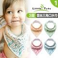 De alta qualidade Da Moda Rendas de Algodão Bibs Do Bebê para o bebé Dribble Baba Bib Bandana Acessórios de Alimentação Burp Cloths Babadores Infantis