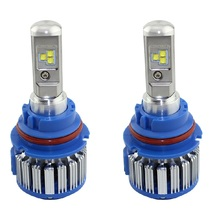 H4 H13 9004 9007 Car Led Headlights H7 9005 H11 H1 H3 Auto Leds Headlight Bulb 6000lm 12v Automotive Fog Lamp
