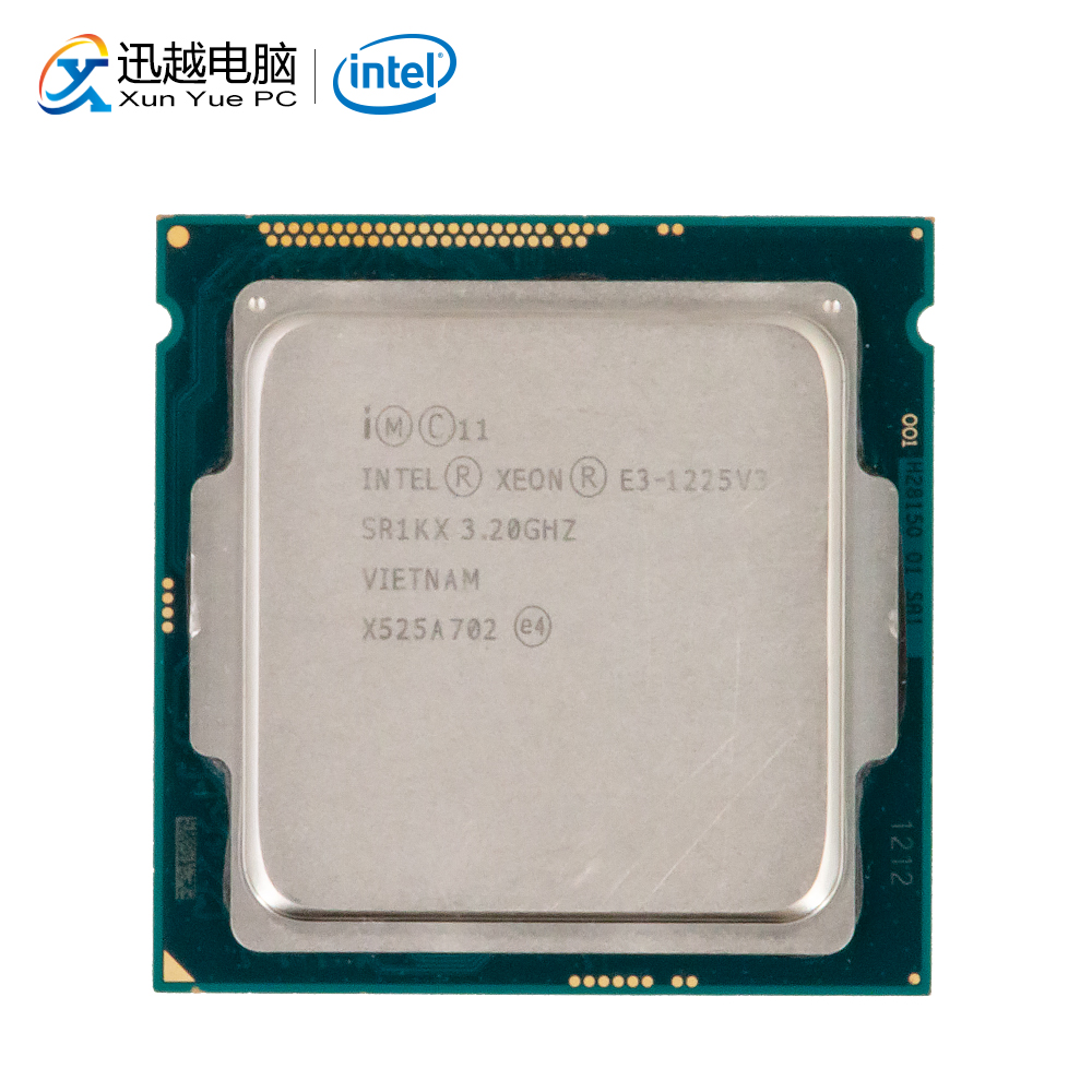 Intel Core E3-1225 V3 Desktop Processor E3 1225 V3 Quad-Core 3.2GHz 8MB L3 Cache LGA 1150 Server Used CPU
