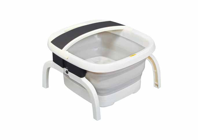 Electric Folding  foot tub Portable High quality Detox Foot SPA Massage foot Basin Heat health foot treatment relieve fatigue 2015 new design high quality cheap folding wooden massage tables massage beds beauty beds spa beds