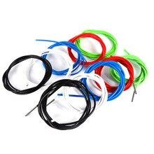 2 м, 4 мм, 5 мм велосипедный вынос руля кабель переключения кабелей велосипедный Корпус оборудования/горный велосипед велосипедный, переключения велосипед кабель провод простых инструментов для езды на велосипеде