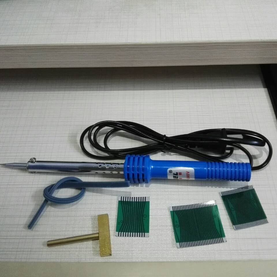 2 LCD Display Pixel Repair Ribbon Cables for BMW™ /& Range Rover™  Free Shipping