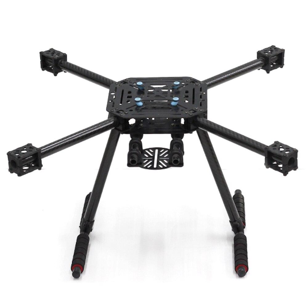 X4 500 500mm 탄소 섬유/유리 섬유 센터 플레이트 quadcopter 프레임 키트 탄소 섬유 랜딩 기어 업그레이드 s500 f450-에서부품 & 액세서리부터 완구 & 취미 의  그룹 1