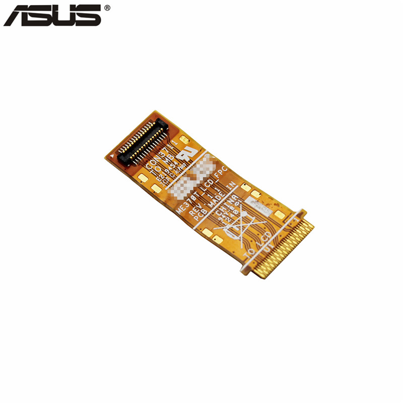 Asus LCD Flex Cable Ribbon Replacement parts For ASUS Google Nexus 7 1st Gen 2012 ME370T Tablet 100% original switch on off power volume button flex cable for onda v819 3g 7 9 tablet conductive flex replacement parts