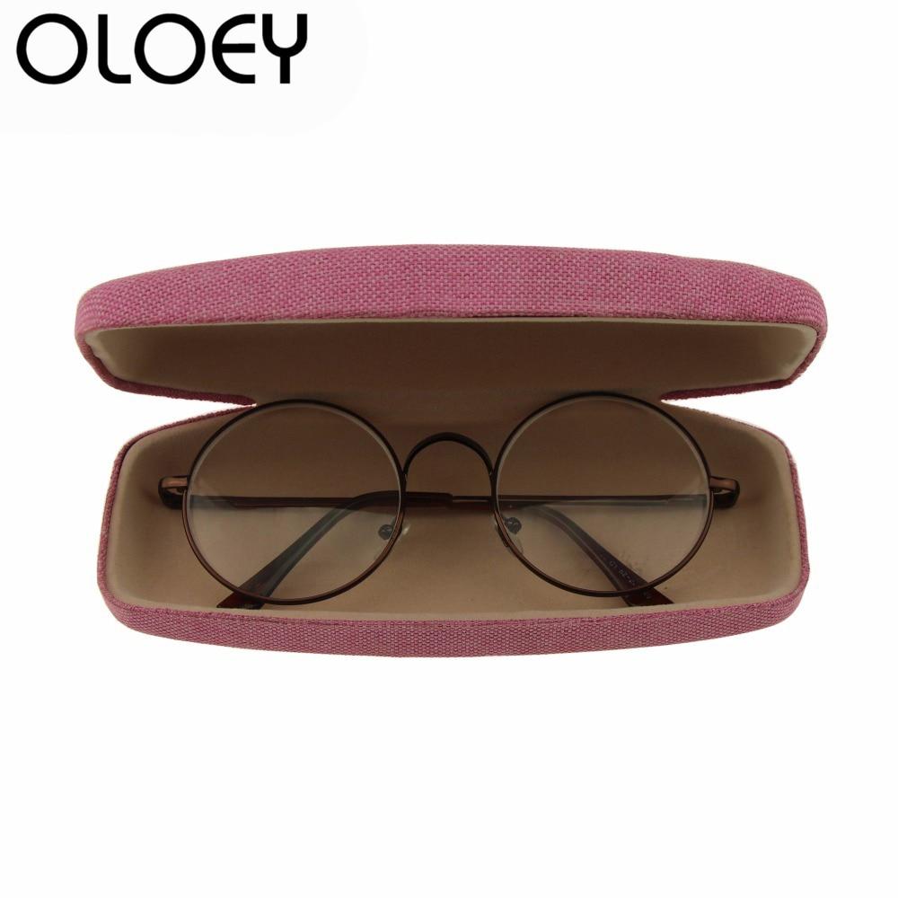 OLOEY 2018 Syze dielli të reja rozë për syze Burra dhe gra - Aksesorë veshjesh