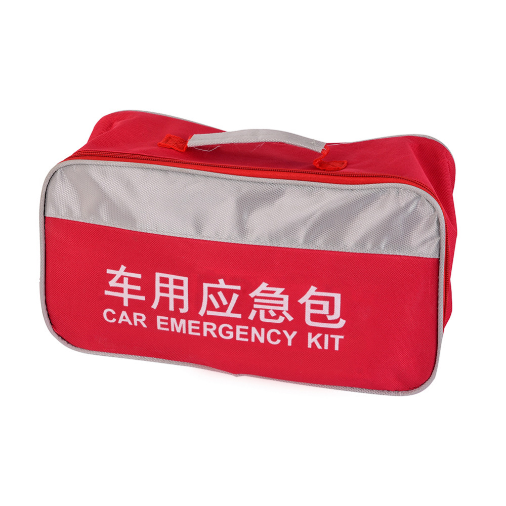 Car color kit - Car Emergency Kit With Chartered Air Defense Emergency Package With Red Color China Mainland